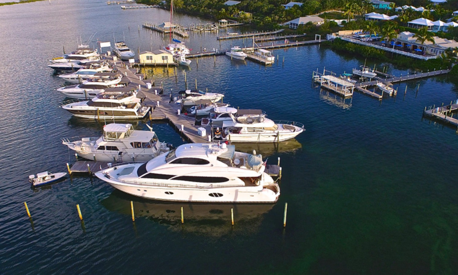 Yachtsman's Guide Destination Spotlight: Bluff House Resort & Marina